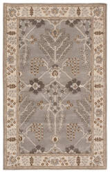 Custom Jaipur Living Poeme Chambery Pm144 Charcoal Gray Area Rug