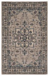 Jaipur Living Poeme Durango Pm149 Chateau Gray - Mineral Gray Area Rug