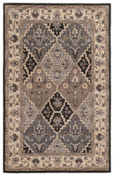Jaipur Living Poeme Lille Pm152 Gray - Tan Area Rug