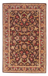 Jaipur Living Poeme Gascony PM39 Seal Brown - Thyme Area Rug