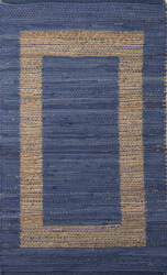 Jaipur Living Prime Plus Pradesh Prp03 Moonlight Blue Area Rug