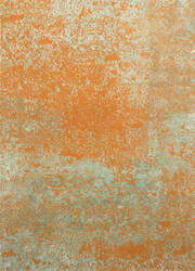 Jaipur Living Free Verse By Kavi Sunset - Fresh Lichen 8' x 10' Rug