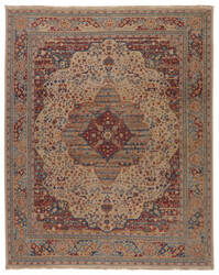 Jaipur Living Revolution Celestial Rel05 Antique White - Lobster Bisque Area Rug
