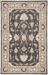 Jaipur Living Reverie Berko Rev06 Black Iris Area Rug