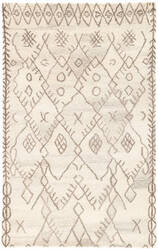 Jaipur Living Safi Majorelle Saf02 Cloud Cream Area Rug