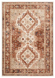 Jaipur Living Sarinen Sunkaya Sar01 Red - Beige Area Rug