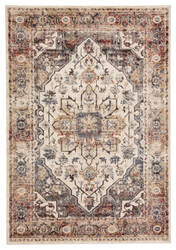 Jaipur Living Sarinen Cyprus Sar05 Multicolor - Blue Area Rug