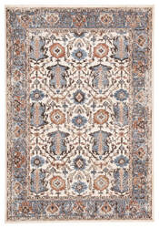 Jaipur Living Sarinen Isparta Sar07 Blue - Red Area Rug