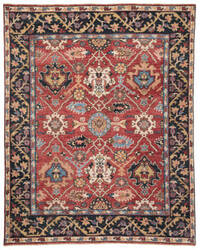 Jaipur Living Salinas Aika Sln02 Red - Multicolor Area Rug