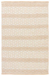 Jaipur Living Subra By Nikki Chu Dimarmi Snk17 Warm Sand - Cloud Dancer Area Rug
