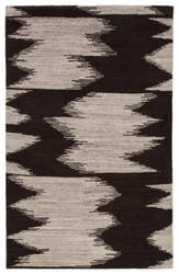 Jaipur Living Sono Ozark Sno02 Dark Brown - Ivory Area Rug