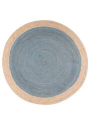 Jaipur Living Spiral Chipowa Spi03 Smoke Blue Area Rug