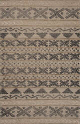 Jaipur Living Stitched Etched Sti04 Cement - Sedona Sage Area Rug