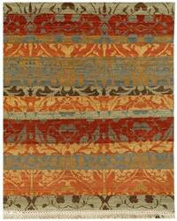 Jaipur Living Vestiges Striae VT10 Tobacco Area Rug