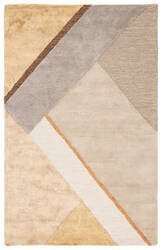 Jaipur Living Syntax Iso Syn05 Yellow - Gray Area Rug