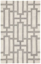 Custom Jaipur Living Town Searcy Tow07 Cream - Gray Area Rug