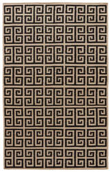 Jaipur Living Urban Bungalow UB05 Bone White - Anthracite Area Rug