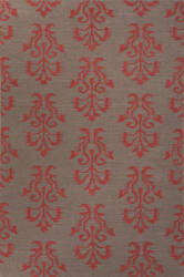 Jaipur Living Urban Bungalow Khalid Ub23 Cloudburst - Chili Area Rug