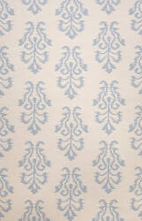 Jaipur Living Urban Bungalow Khalid Ub27 Gardenia - Powder Blue Area Rug
