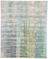 Jaipur Living Unstring By Kavi Asthai Ubv02 Light Gray - Blue Area Rug