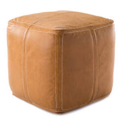 Jaipur Living Ultra By Nikki Chu Pouf Nki20 Unk01 Brown Sugar Area Rug