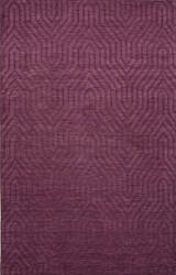 Jaipur Living Urban Town Urb06 Prune Purple Area Rug