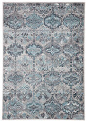 Jaipur Living Valen Carney Val09 Gray - Turquoise Area Rug