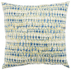 Jaipur Living Veranda Pillow Perron Fresco Ver148 Blue - White