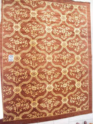 J. Aziz Peshawar Novelty Chocolate- 86896 Area Rug