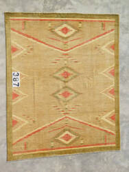 J. Aziz Peshawar Novelty Gold- 86905 Area Rug