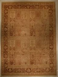 J. Aziz Haj Jalili V-1734 Sand / Chocolate Area Rug