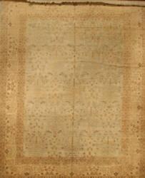 J. Aziz Antique Repro Sw-1009 Lbl-Iv 86843 Area Rug