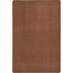 Joy Carpets Kid Essentials Endurance Brown Area Rug