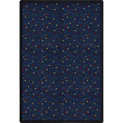 Joy Carpets Playful Patterns Jelly Beans Multi Area Rug