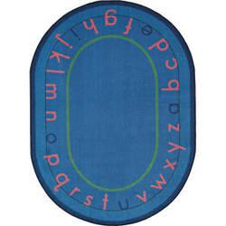 Joy Carpets Kid Essentials Montessori Alphabet Multi Area Rug