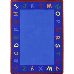 Joy Carpets Kid Essentials New Beginnings Multi Area Rug