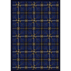 Joy Carpets Games People Play Saint Andrews Seaside Blue Area Rug