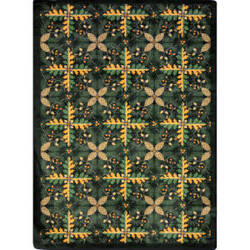 Joy Carpets Kaleidoscope Tahoe Pine Area Rug