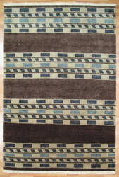 Kalaty Oak 314116 Brown Area Rug