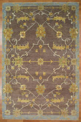 Kalaty Oak 352367 Chocolate Area Rug