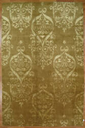 Kalaty Oak 356604 Gold Area Rug