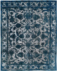 Kalaty Oak Pak Vintage 4162 Gray - Blue Area Rug