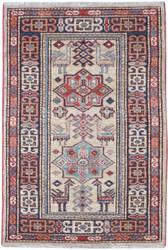 Kalaty Oak Pak Kazak 4475 Ivory Area Rug