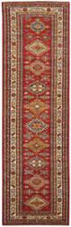 Kalaty Oak Pak Kazak 4492 Red Area Rug
