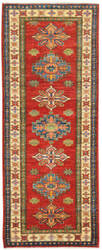Kalaty Oak Pak Kazak 4585 Red Area Rug