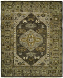 Famous Maker Artisan 100048 Grey Smoke Slate Area Rug