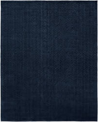 Kalaty Avalon AV-198 Midnight Blue Area Rug