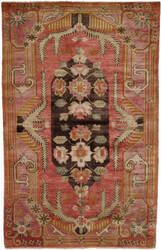 Famous Maker Carolton 100890 Red Area Rug