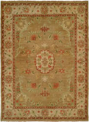 Kalaty Carol Bolton Cb-896 Light Gold Area Rug
