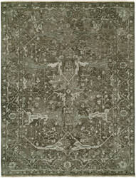 Famous Maker Elixir 100027 Antique Grey Area Rug